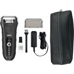 wahl elektrisch scheerapparaat 7061-916 aqua shave zwart
