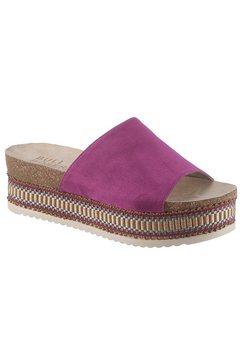 bullboxer slippers paars
