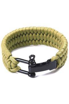 j.jayz armband »modernes design, mehrreihige optik« groen