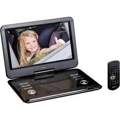 lenco dvd-speler »dvp-1210« dvd-player zwart