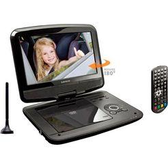 lenco dvd-speler »dvp-9413« zwart