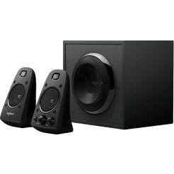 logitech luidsprekersysteem z623 zwart