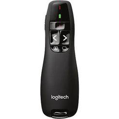 logitech »wireless presenter r400« presenter zwart