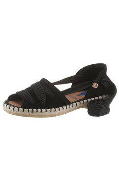 verbenas sandalen zwart