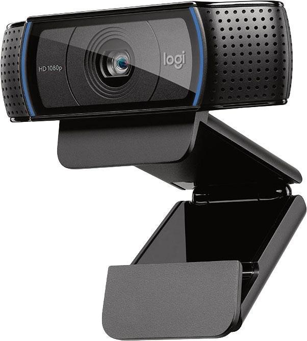 Logitech »C920 HD PRO« webcam veilig op otto.nl kopen
