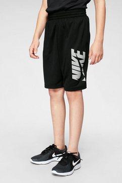 nike trainingsshort »big kids boys training shorts« zwart