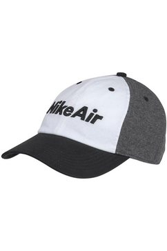 nike sportswear baseballcap »nike air heritage86 kids' adjustable hat« grijs