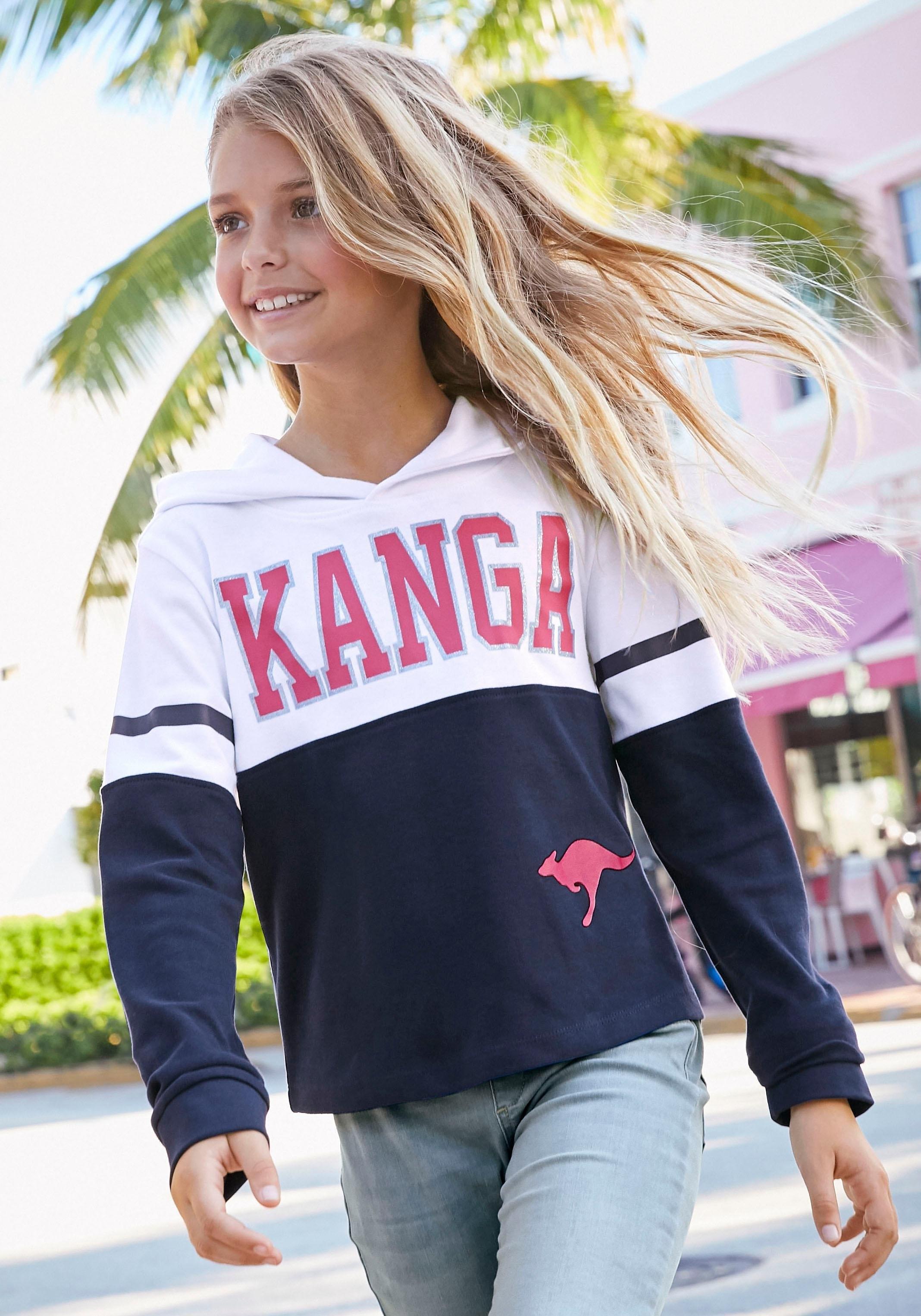 KangaROOS shirt met lange mouwen bestellen: 30 dagen bedenktijd