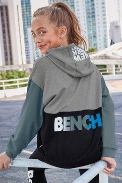 bench. hoodie grijs