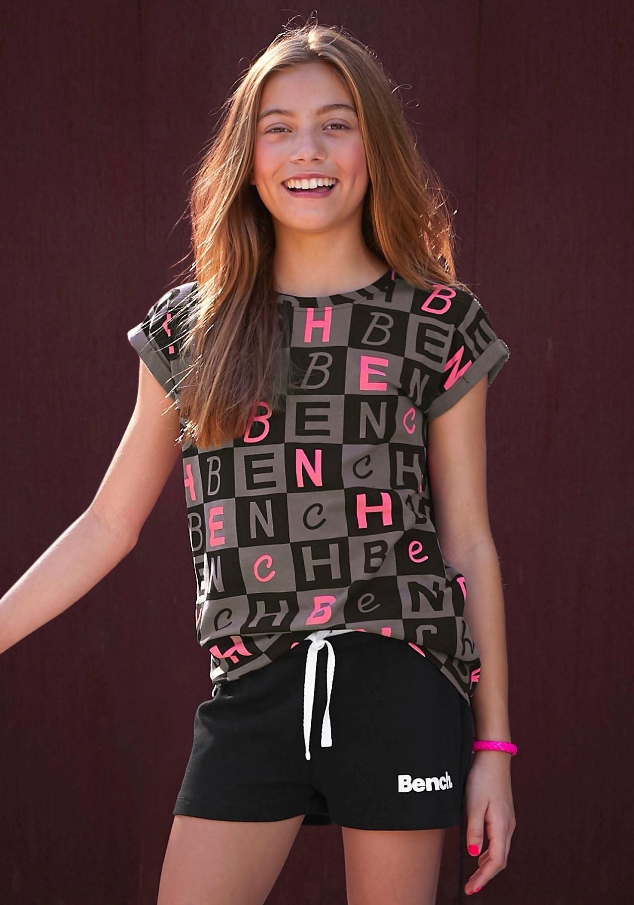 Bench. T-shirt nu online kopen bij OTTO