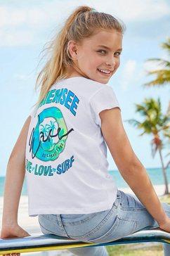 chiemsee t-shirt weiß