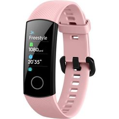 honor smartwatch band 5 roze