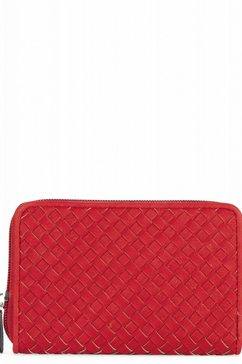 tamaris portemonnee »amber« rood