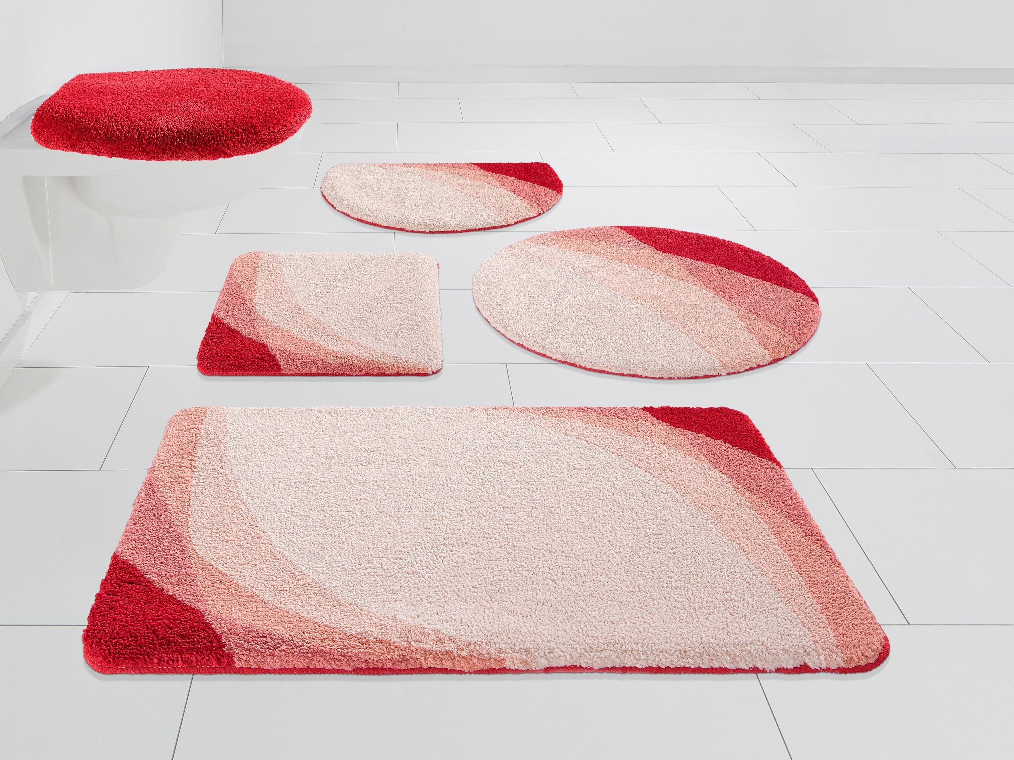 Home Affaire badmat »Benka«, Höhe 15 mm, strapazierfähig - verschillende betaalmethodes