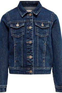 kids only jeansjack »konsara« blauw