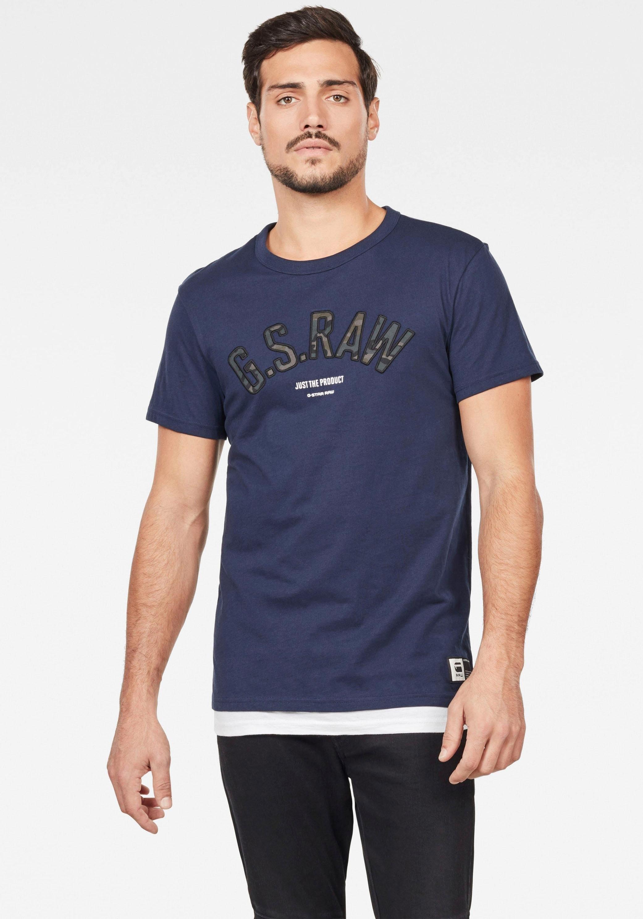 G-star Raw T-shirt »Graphic 12« - verschillende betaalmethodes
