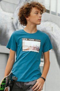 buffalo t-shirt »new york« groen
