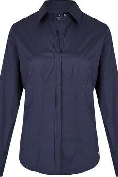daniel hechter klassieke blouse blauw