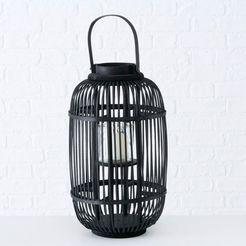 boltze lantaarn »samea« zwart