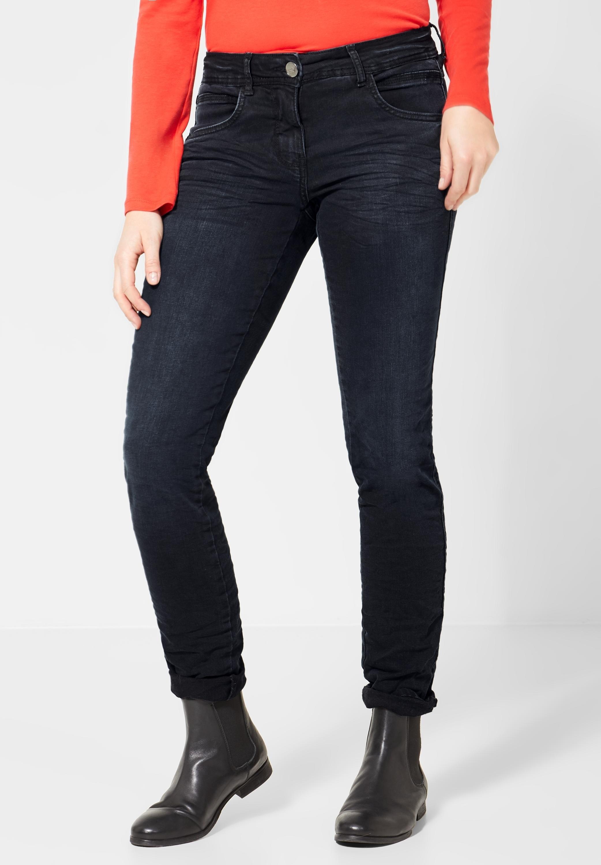 Cecil slim fit jeans nu online kopen bij OTTO