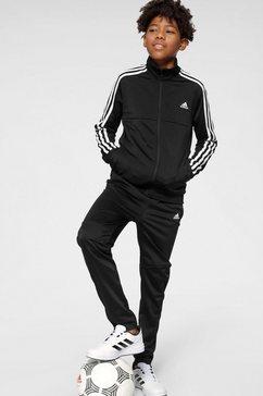 adidas performance trainingspak »youth boy tracksuit tiro« (set, 2 tlg.) zwart