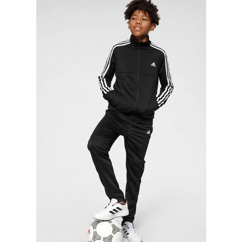 adidas performance trainingspak zwart