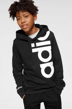 adidas hoodie zwart