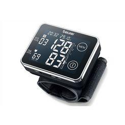 beurer pols-bloeddrukmeter bc 58 zwart