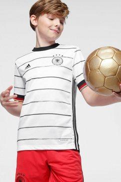 adidas performance voetbalshirt em 2021 dfb thuisshirt kinderen wit