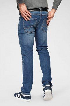john devin slim fit jeans blauw