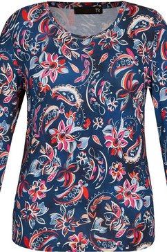 rabe shirt met print multicolor
