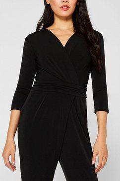 esprit collection jumpsuit zwart