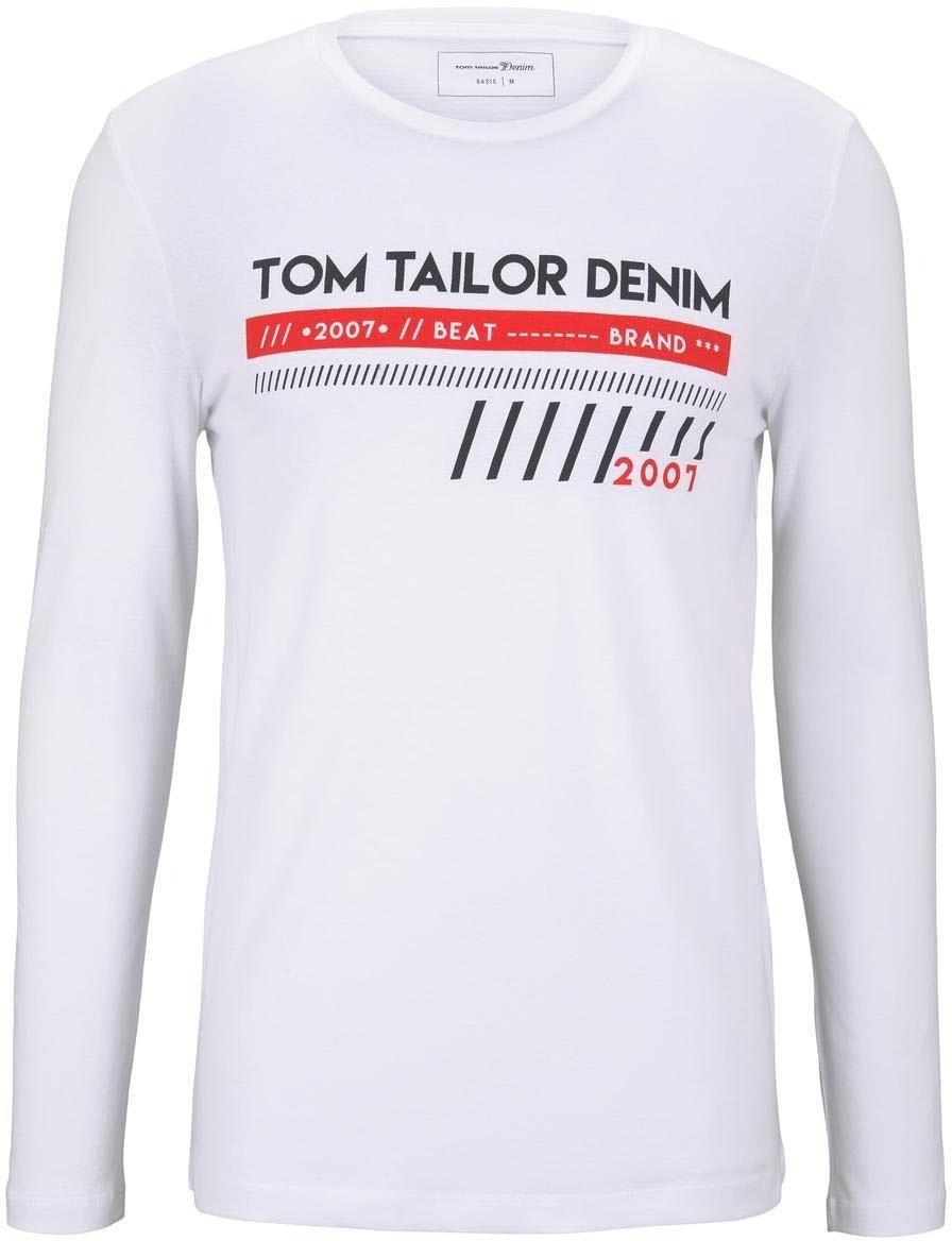 TOM TAILOR Denim shirt met lange mouwen in de webshop van OTTO kopen