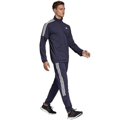 adidas performance trainingspak donkerblauw