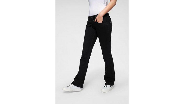 Herrlicher bootcut jeans »TOSH FLARE«