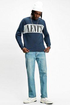 levi's sweatshirt blauw