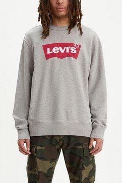 levi's sweatshirt grijs