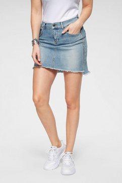ltb jeansrok »innie« blauw