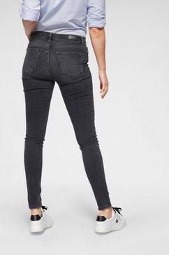 ltb skinny fit jeans »amy« grijs