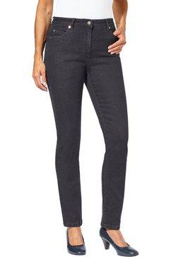 ambria jeans in five-pocketsmodel grijs