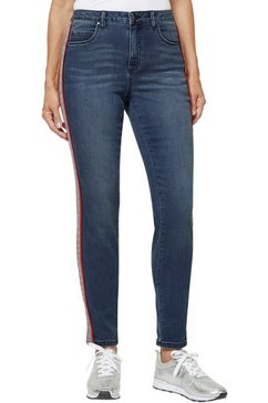 creation l jeans in klassiek 5-pocketsmodel blauw