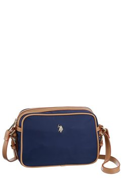 u.s. polo assn schoudertas »houston« blauw