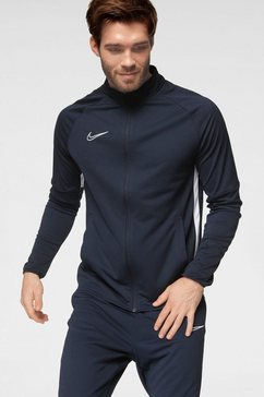 nike sportpak »m nk dry acdmy trk suit k2« blauw