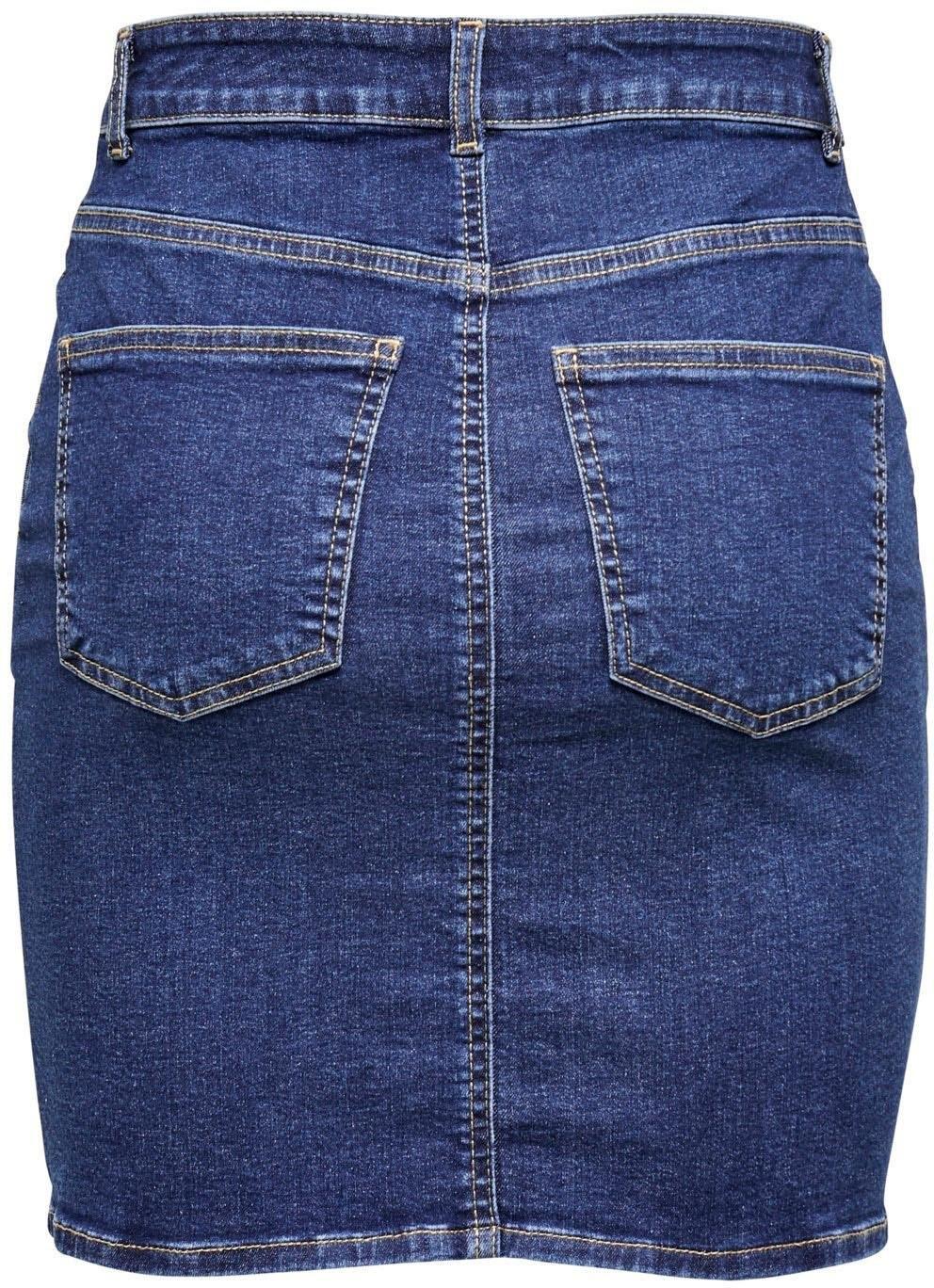 ONLY jeansrok »ONLANNEK« goedkoop op otto.nl kopen