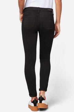 mavi skinny fit jeans »lexy« zwart