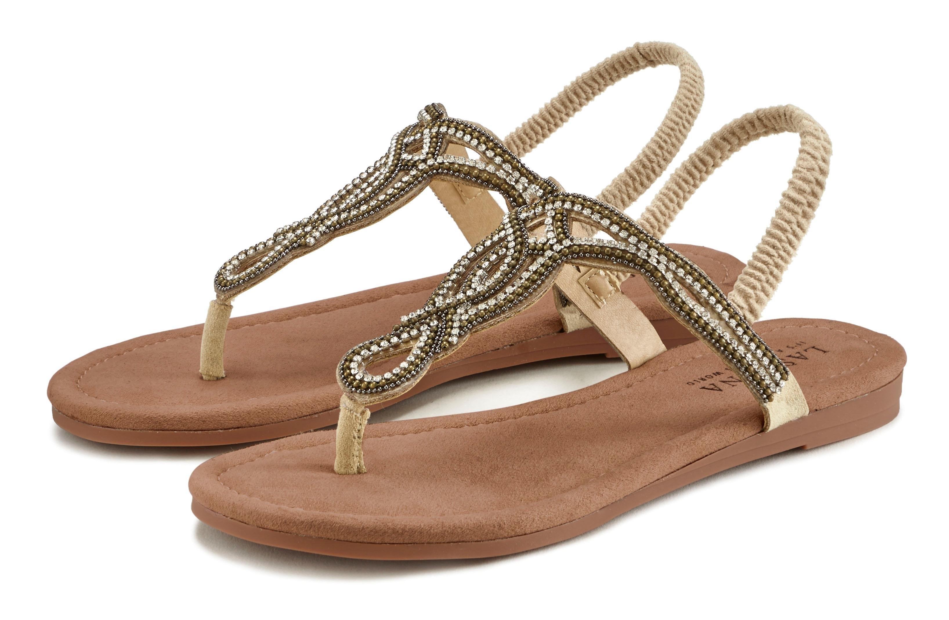LASCANA sandalen - verschillende betaalmethodes