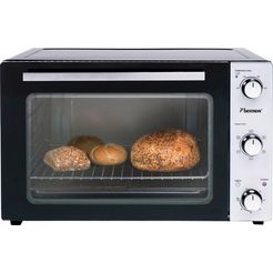 bestron »aov45« mini-oven zwart