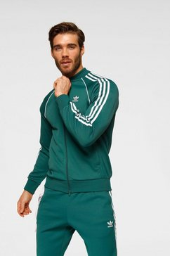 adidas originals trainingsjack »sst tt« groen