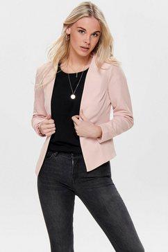 only korte blazer »onlanna« roze