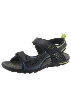 geox sandalen »tevere« blauw
